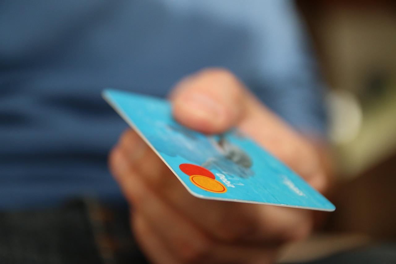 Credit Card Microchip
